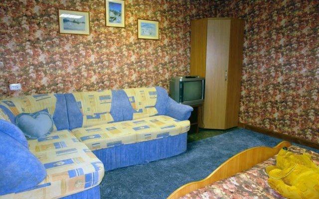 Гостиница Ювента комната для гостей