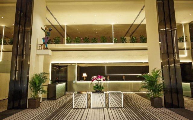 Regency Art Hotel Macau вид на фасад
