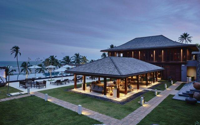 Отель Ani Villas Sri Lanka вид на фасад