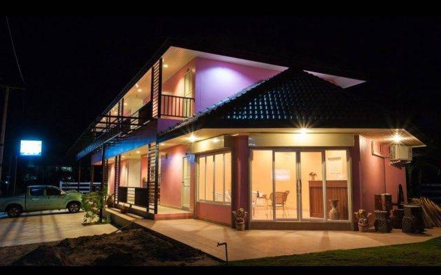 Отель Nam Talay Resort вид на фасад