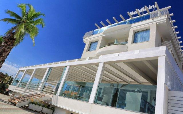 Baldinini Hotel вид на фасад