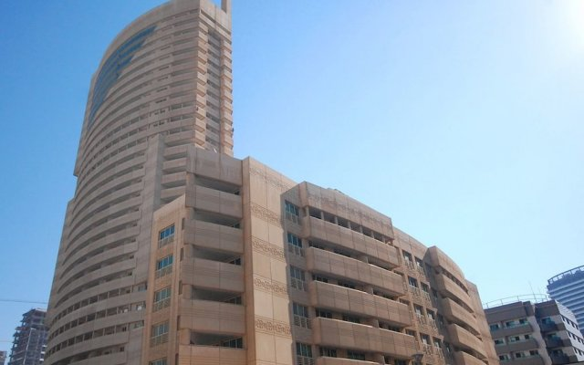 Отель Kennedy Towers - Dream Tower вид на фасад