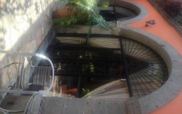 Отель Casa Campos вид на фасад