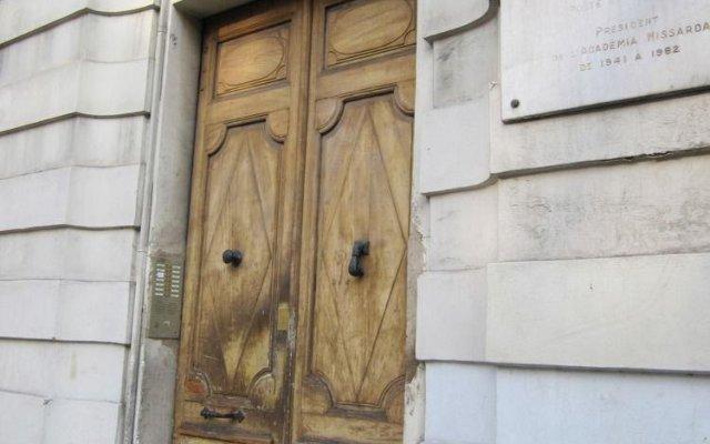 Отель Happyfew - Le Segurane Ницца вид на фасад