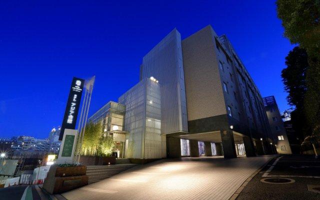 Отель Asia Center of Japan Япония, Токио - отзывы, цены и фото номеров - забронировать отель Asia Center of Japan онлайн вид на фасад