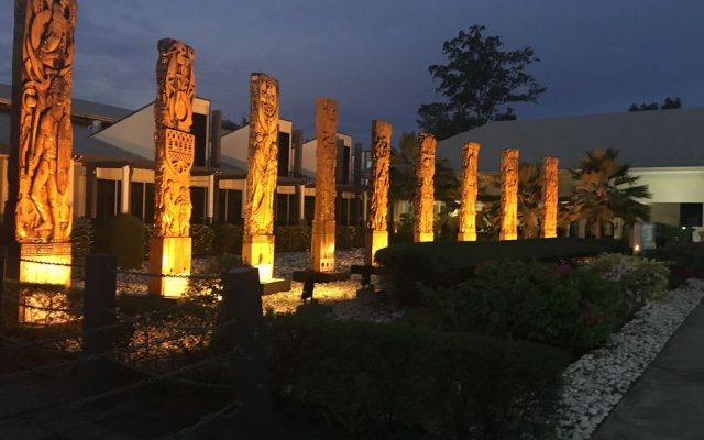 Heritage Park Hotel Honaria in Guadalcanal, Solomon Islands from 431$, photos, reviews - zenhotels.com hotel front
