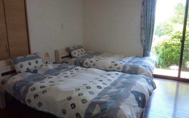 Отель sora-mame Якусима комната для гостей