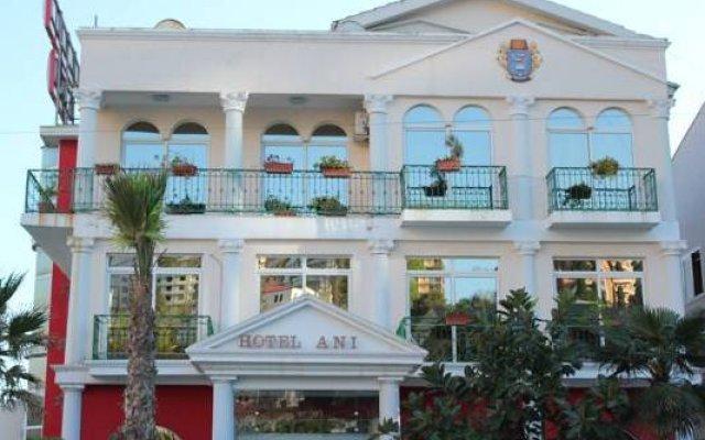 Отель Ani Албания, Дуррес - отзывы, цены и фото номеров - забронировать отель Ani онлайн вид на фасад