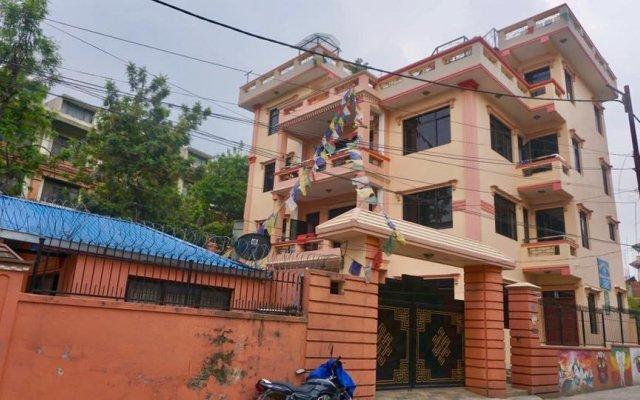 Отель The Sparkling Turtle Backpackers Hostel Непал, Катманду - отзывы, цены и фото номеров - забронировать отель The Sparkling Turtle Backpackers Hostel онлайн вид на фасад