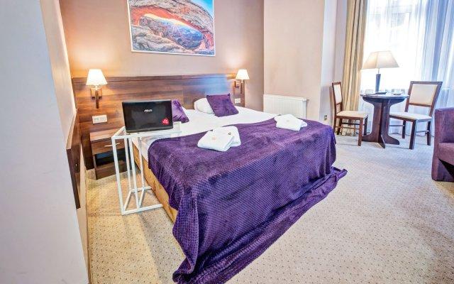 Отель TTrooms комната для гостей