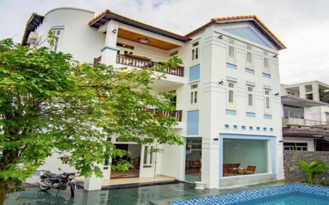 Отель Fusion Villa Вьетнам, Хойан - отзывы, цены и фото номеров - забронировать отель Fusion Villa онлайн вид на фасад