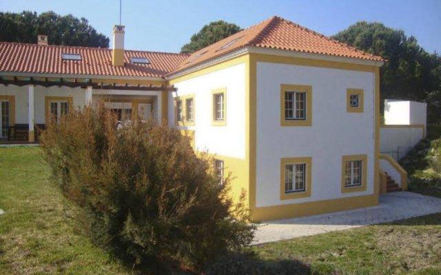 Отель Comporta Villa by Herdade de Montalvo вид на фасад