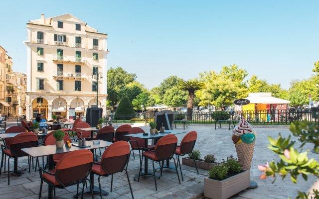 Отель Liston Boutique Suites by CorfuEscapes Греция, Корфу - отзывы, цены и фото номеров - забронировать отель Liston Boutique Suites by CorfuEscapes онлайн