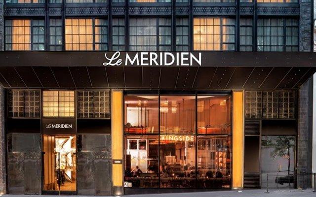 Отель Le Meridien New York, Central Park США, Нью-Йорк - 1 отзыв об отеле, цены и фото номеров - забронировать отель Le Meridien New York, Central Park онлайн вид на фасад