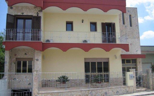 Отель Lucerneddha Calimera вид на фасад