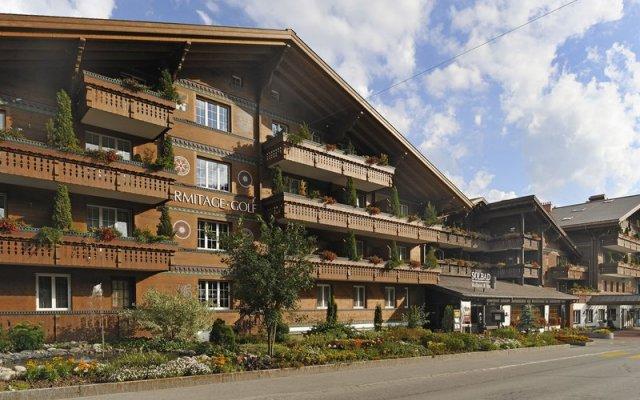 ERMITAGE Wellness- & Spa-Hotel вид на фасад