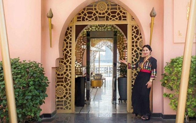 Отель Sofitel Cairo Nile El Gezirah вид на фасад