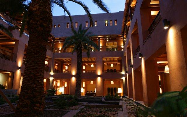 Отель Sandos San Blas Nature Resort & Golf - Все включено вид на фасад