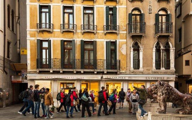 Отель Relais Piazza San Marco вид на фасад