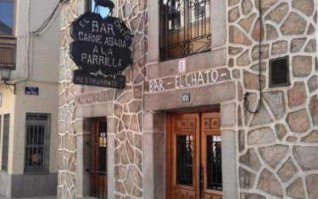 Отель Hostal Restaurante El Chato Испания, Эль-Баррако - отзывы, цены и фото номеров - забронировать отель Hostal Restaurante El Chato онлайн вид на фасад