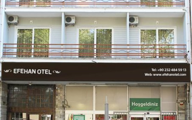 Efehan Hotel Турция, Измир - отзывы, цены и фото номеров - забронировать отель Efehan Hotel онлайн вид на фасад
