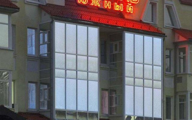Гостиница Евротель Южный вид на фасад