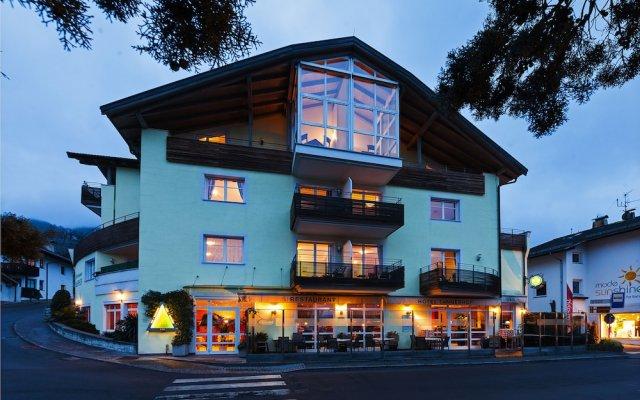 Hotel Tannerhof Сцена вид на фасад
