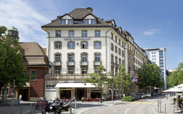 Hotel Glockenhof вид на фасад