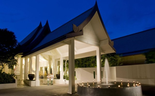 Отель Centara Kata Resort Пхукет вид на фасад