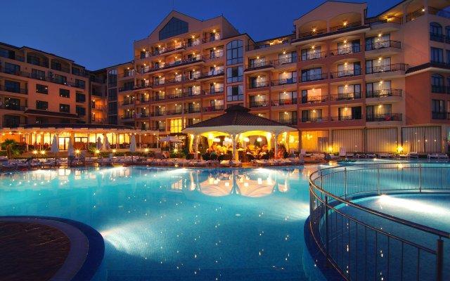 Hotel & SPA Diamant Residence - Все включено вид на фасад