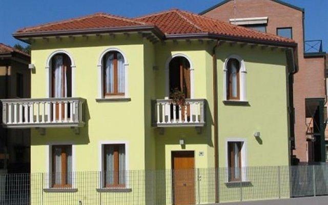Отель Villa Ricordi Residence вид на фасад