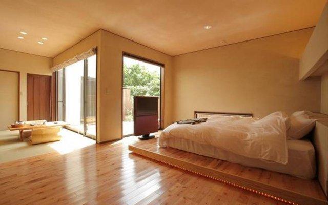 Отель Yufuin Onsen Yufunoi YUHRI Хидзи комната для гостей