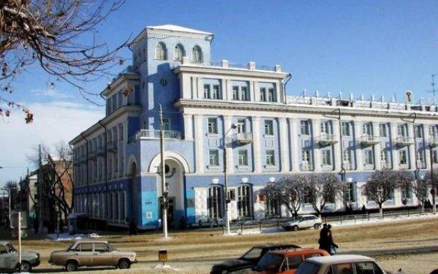 Отель Северная Армавир вид на фасад
