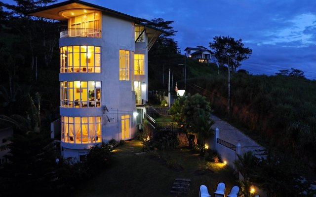 Отель Kandyan View Holiday Bungalow вид на фасад