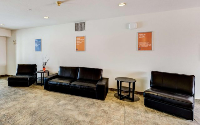 Отель Travelodge Southampton Central комната для гостей