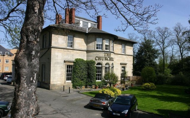 The Churchill Hotel