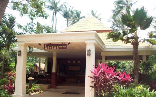 Отель Bophut Beach Tiny Resort Самуи вид на фасад