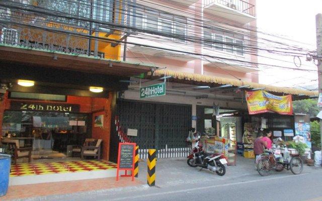Hotel Residence 24lh вид на фасад