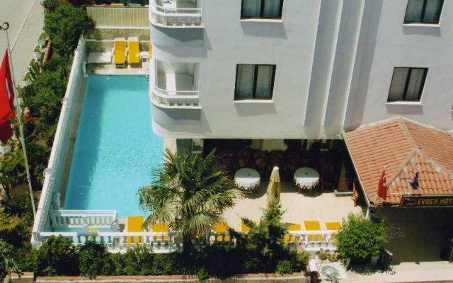 Evren Турция, Дидим - отзывы, цены и фото номеров - забронировать отель Evren онлайн вид на фасад