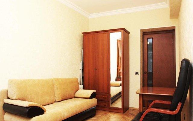 Гостиница ApartLux Suite Kiyevskaya комната для гостей
