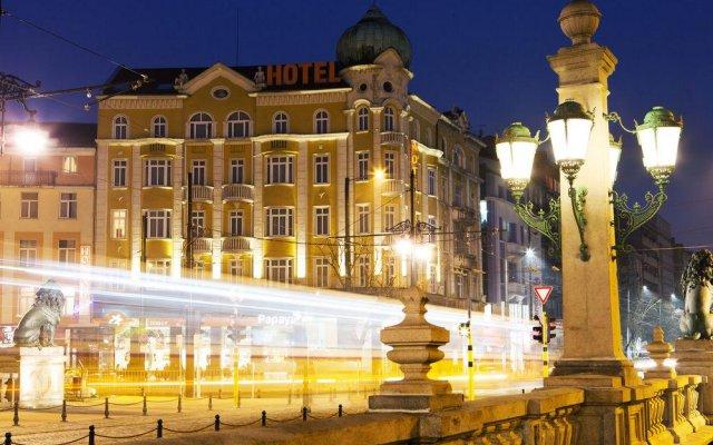 Hotel Lion Sofia вид на фасад