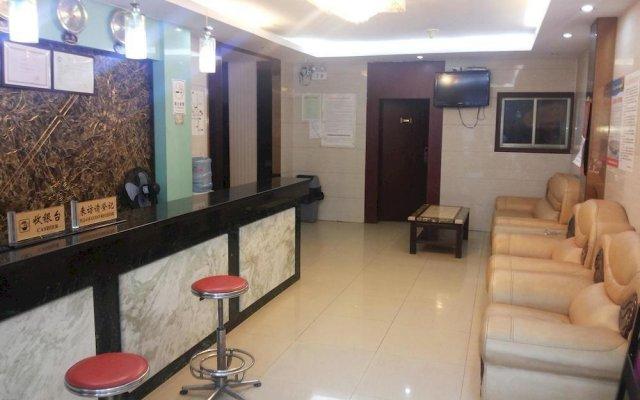 Отель Guangzhou Yuexin Hotel Китай, Гуанчжоу - отзывы, цены и фото номеров - забронировать отель Guangzhou Yuexin Hotel онлайн интерьер отеля