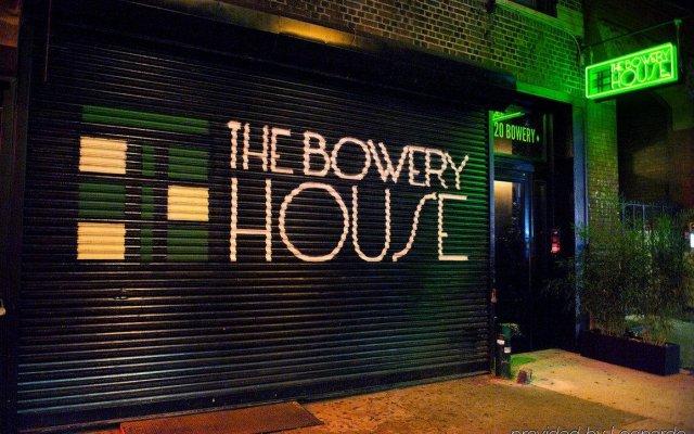Отель The Bowery Hotel США, Нью-Йорк - отзывы, цены и фото номеров - забронировать отель The Bowery Hotel онлайн вид на фасад