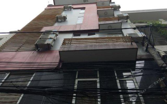 Saigon Pearl Hotel - Hoang Quoc Viet вид на фасад