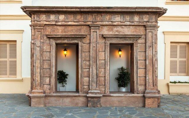 Отель Grand Hotel Villa de France Марокко, Танжер - 1 отзыв об отеле, цены и фото номеров - забронировать отель Grand Hotel Villa de France онлайн вид на фасад