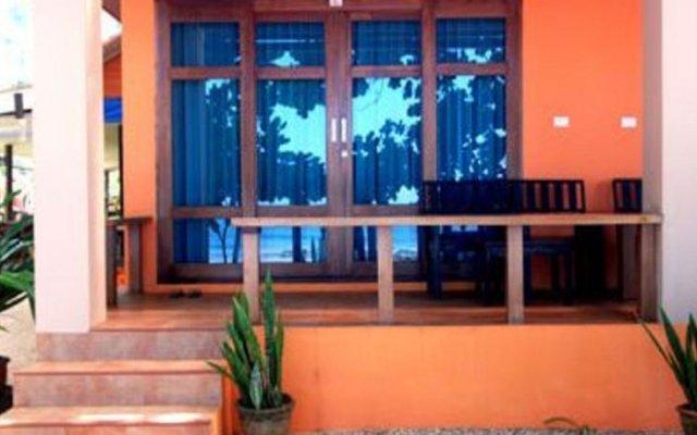 Отель Lanta Bee Garden Bungalow Таиланд, Ланта - отзывы, цены и фото номеров - забронировать отель Lanta Bee Garden Bungalow онлайн вид на фасад