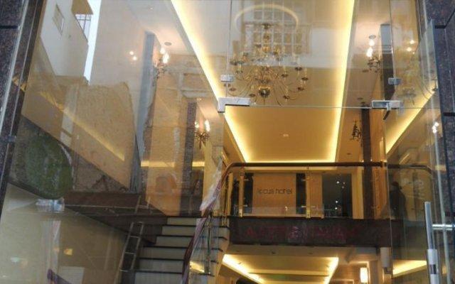 Отель Hanoi Focus Hotel Вьетнам, Ханой - отзывы, цены и фото номеров - забронировать отель Hanoi Focus Hotel онлайн вид на фасад