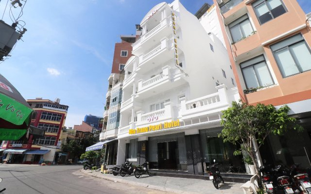 Namu Hotel Nha Trang вид на фасад