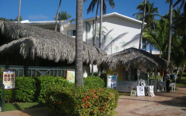 Отель VIK Hotel Arena Blanca - Все включено Доминикана, Пунта Кана - отзывы, цены и фото номеров - забронировать отель VIK Hotel Arena Blanca - Все включено онлайн вид на фасад