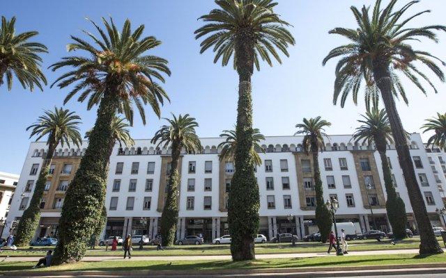 Отель Junior Suite Balima I B 43 Марокко, Рабат - отзывы, цены и фото номеров - забронировать отель Junior Suite Balima I B 43 онлайн вид на фасад